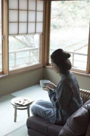 一度は訪れたい憧れの宿「星のや京都」。五感を研ぎ澄まされる、奥嵐山の極上ステイ。