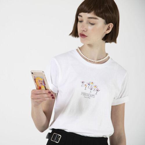 春夏コーデのアクセントに!初コラボの《FUDGE×PERSON'S》Tシャツ&iPhoneケース4選