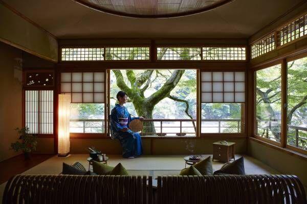 まさに真夏の夜の夢!?「星のや京都」に納涼床が期間限定でOPEN!