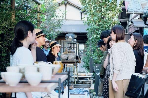 谷根千『TeraとRojiと』5月25日、26日  作り手の想いに心を寄せる。ちょっぴり新しい、購買体験の場へ【プチDIY女子達のお部屋案内】