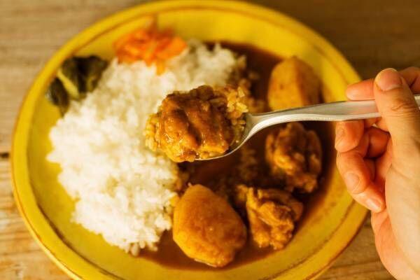 今晩のカレーはバルミューダ!炊飯器「BALMUDA The Gohan」のごはんにはカレーソース「BALMUDA The Curry」がぴったり。