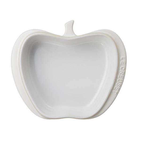 リンゴ型がキュート!キッチンを彩るル・クルーゼ「パステルコレクション」