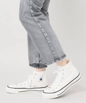 個性豊かなラインナップからお気に入りを探してみて!1足は持っておきたい「白スニーカー」