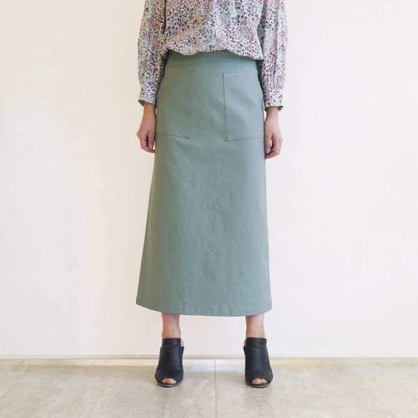 オンオフ兼用OKなキレイめデザイン。ワードローブに追加したい「スカート」5選