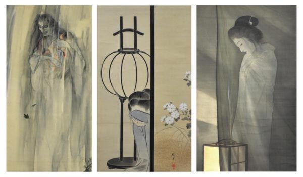 今年の夏は東京・谷中にあるお寺の「幽霊画展」へ行ってみよう