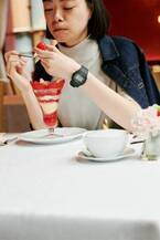 お気に入りの腕時計を身につけて美味しいものをいただきたい