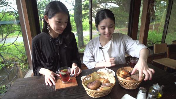 BSフジで放映中『城南海のGirls on Talk!!』 #4  軽井沢旅 Part 1