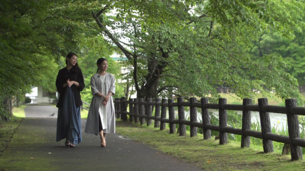 BSフジで放映中『城南海のGirls on Talk!!』 #5  軽井沢旅 Part 2