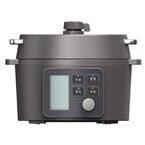 増税前にゲットしない?…ボタン一つでラクチン圧力調理。ヨーグルトや塩麹の発酵食品もできる電気圧力鍋のすごさ