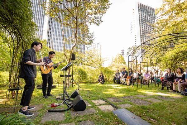 #goodevent / tokyo  10 月 13 日(日)まで開催中 自然のなかで上質な音楽を!六本木「ARK Hills Music Week 2019」開催【プチDIY女子達のお部屋案内】
