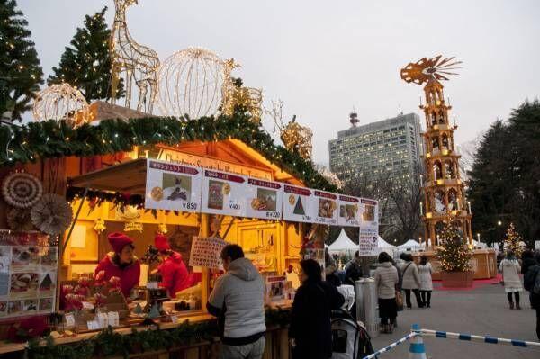 本場ドイツの雰囲気を楽しむ。2019年クリスマスマーケットはオリジナルマグでグリューワインを。