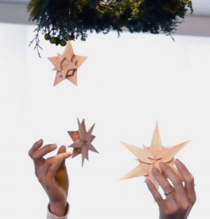 クリスマスオーナメント作成ワークショップ…12月7(土)錦糸町開催、「ヒノキでつくるクリスマスオーナメント」で今年のクリスマスはちょっぴりシックに【プチDIY女子達のお部屋案内】#goodevent / tokyo