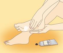 足先が冷える原因は足汗?…今すぐできる簡単対策