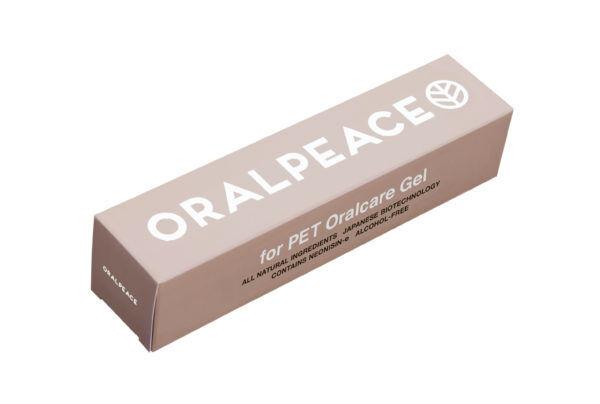 愛するペットのオーラルケアに。飲み込んでも安心な100%自然派の「オーラルピース フォーペット」は、もう試した?