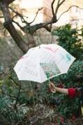 "#goodevent / tokyo  3月15日(日)まで開催中 春の訪れを感じよう - 白金「""希望""と可能性の日傘」開催 【プチDIY女子達のお部屋案内】"