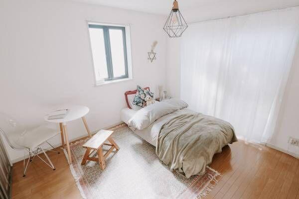 1Kのお部屋をシンプルに私らしく暮らすコツ【プチDIY女子達のお部屋案内】