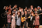 井上和彦を団長とする「声援団」のチャリティーLIVE、お台場にて開催決定!