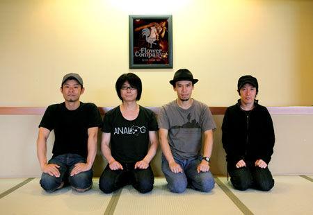 OTODAMA'11~音泉魂~にフラカン、TOMOVSKY、モンゴル800の出演が決定!