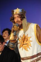 来春日本上陸。モンティ・パイソンのミュージカルをユースケ・サンタマリア主演で