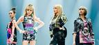 2NE1、デビュー作初登場1位。海外アーティスト史上3組目の快挙!