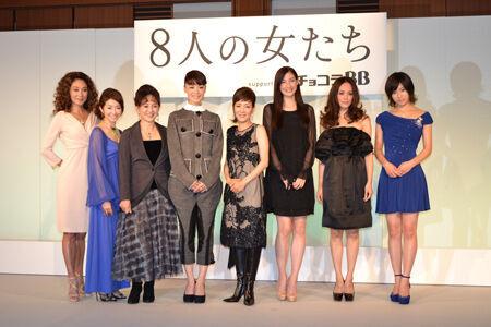 女優は皆、男前!? 加賀まりこ、大地真央らが出演する舞台『8人の女たち』12月開幕