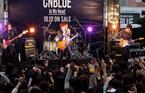 CNBLUE、フリーライブに7000人! 1曲で即中止に