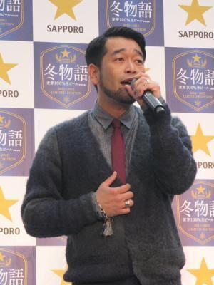20年ぶりのCMソングで、槇原敬之の名曲『冬がはじまるよ』がバージョンアップ