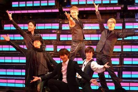 舞台『キャバレー』男性キャストによるシークレット・イベントにファン大興奮