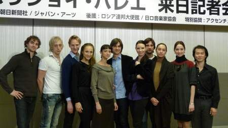 ロシアが誇る名門バレエ団「ボリショイ・バレエ」の東京公演が開幕!