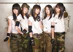 東京女子流が2ndアルバム『Limited addiction』をリリース