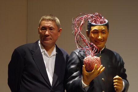 パリから凱旋。BEAT TAKESHI KITANO、日本初の展覧会を開催