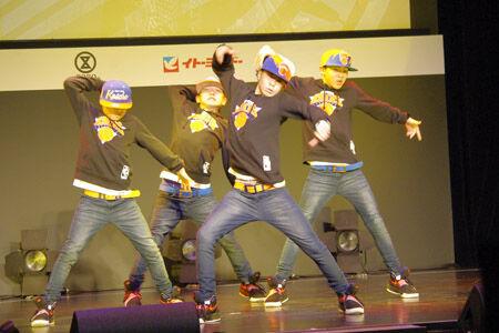 KIDS DANCE FESTIVALが開幕! 決勝はa-nation特設会場で開催