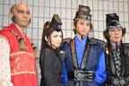 藤原竜也、永作博美がW主演で、いのうえ歌舞伎の愛憎劇に挑む!