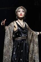 安蘭けいが往年の大女優に! 日本初演のミュージカル『サンセット大通り』が開幕
