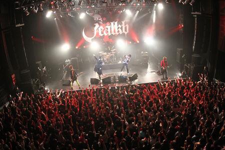 jealkb、夏恒例ランキングライブで『恋する日曜日』が首位