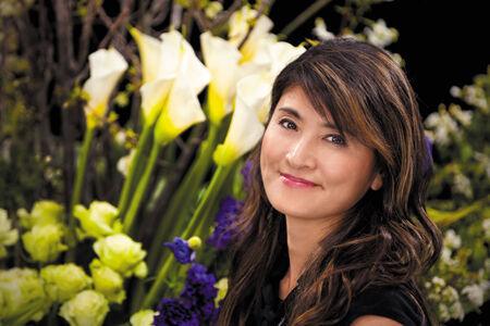 長渕悦子(志穂美悦子)が主催するフラワーアレンジメントイベント、好評につき第3弾開催