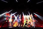 2NE1、1年ぶり横アリ公演に2万6000人熱狂! 「この時を待ってた」