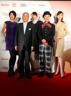 テリー伊藤が仕掛ける「びっくりするようなショー」。マダム向けファッションイベント開催