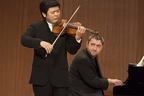 樫本大進、ベルリン・フィルのコンマス就任後初のアルバムは、ベートーヴェンのソナタ全集