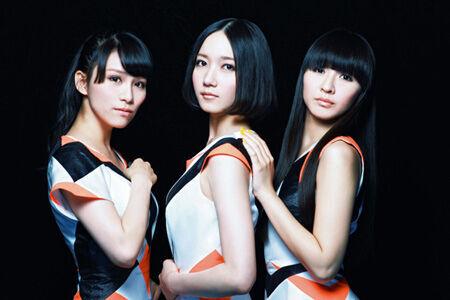 Perfume、初のアジアツアー最終日シンガポール公演のライブ・ビューイングが決定