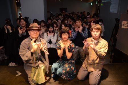 """本日新曲リリースのハナエ、記念イベントでファンと""""縁結び"""""""