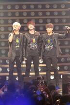SUPER JUNIOR-K.R.Y.が2年ぶり日本ツアーで初シングル発表 「チャート気にしない」?
