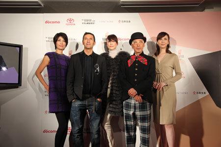 日本初マダムのためのファッションイベントが12月に開催