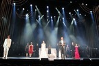 シアタークリエ5周年を祝うステージに、ミュージカルスター集結