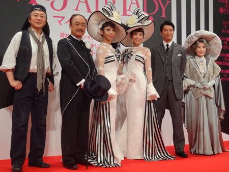 元宝塚歌劇トップ霧矢大夢、真飛聖がWキャスト主演。G2新演出版『マイ・フェア・レディ』で