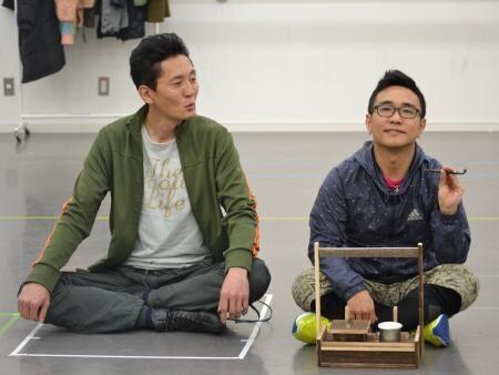 寺山修司と松本雄吉のコラボにキャストも興奮! 八嶋智人が『レミング』を語る