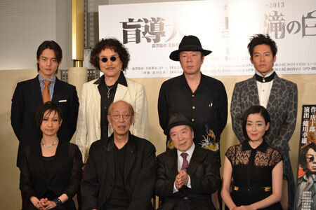 「言葉のジェットコースター」、宮沢りえが蜷川幸雄&唐十郎の舞台の魅力を語る