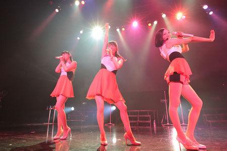 Perfume、ニューアルバム『LEVEL3』のリリースと2大ドームライブの開催を発表