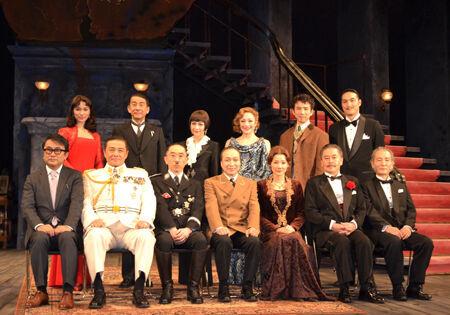 三谷幸喜、念願の再演。舞台『国民の映画』開幕