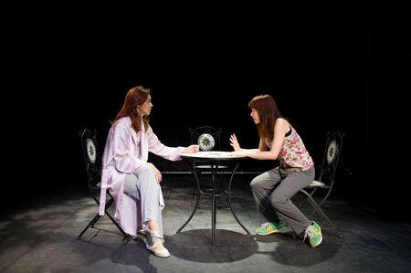 谷賢一が新演出で挑む『プルーフ/証明』が開幕